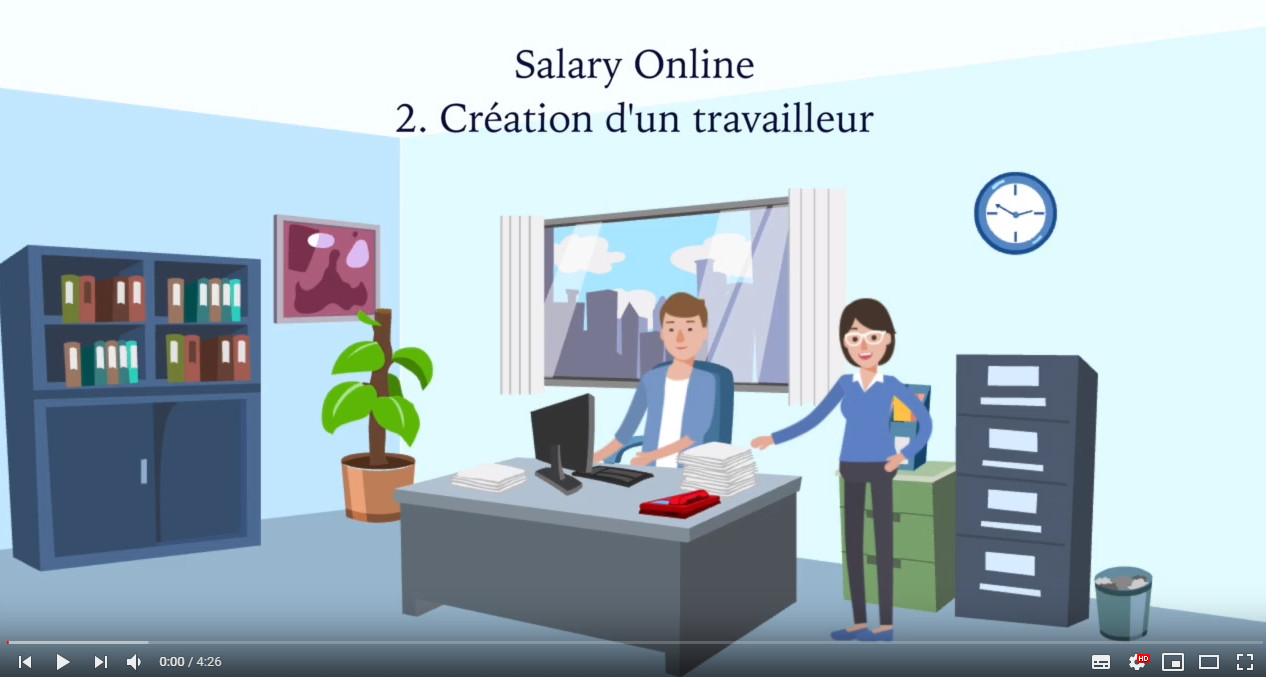 chaine youtube bureau social salary solution engager du personnel calcul salaires